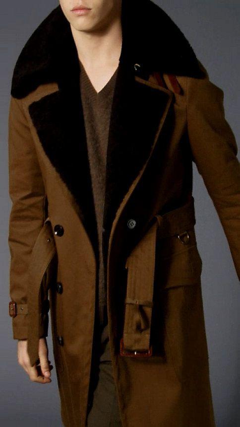 Men's Coats | Pea, Duffle & Top Coats | Coat, Top coat, Tops
