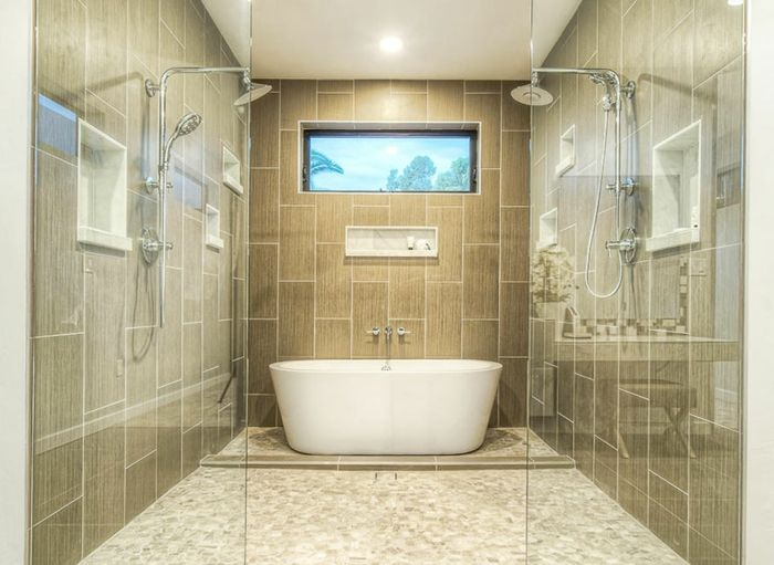 ▷ 1001 + versions de la salle de bain italienne en photos Salle
