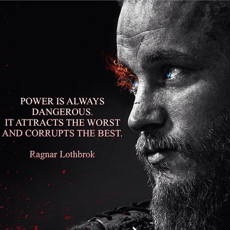 Ragnar Lothbrok Quote Vikings Pinterest Viking Quotes Vikings Cool Best Vikings Quotes