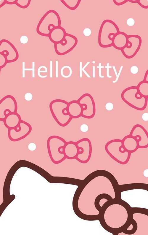 Hello kitty sanriocute cartoon pinterest fondos pantalla y hello kitty voltagebd Images
