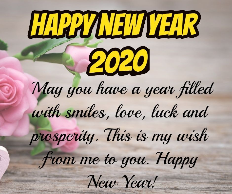 [550+ Funny] Happy New Year 2020 Wishes for Friends, Share