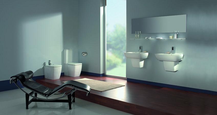 #Loza sanitaria baño Universal