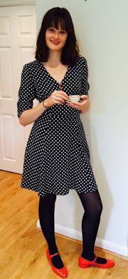 1940 S Tea Dress Like A Phoenix From The Flame Tea Dress 1940s Tea Dress Dress Sewing Pattern