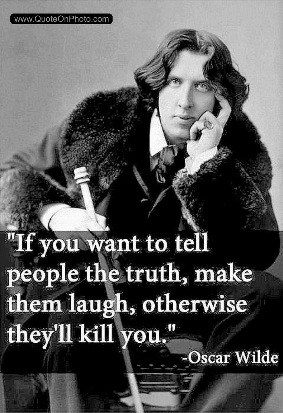 Quotes from Oscar Wilde's 'The Soul of Man Under Socialism'