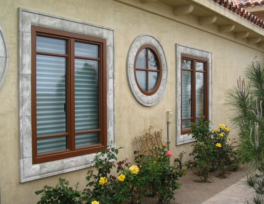 Exterior design of window   useful tips for choosing the right exterior window style