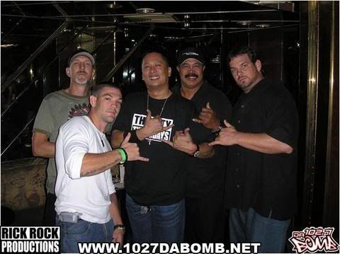 TIM, LELAN, SONNY AND DUANE LEE CHAPMAN JR Photo: This Photo was