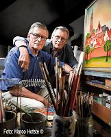 Hennie en Floris Schrijver