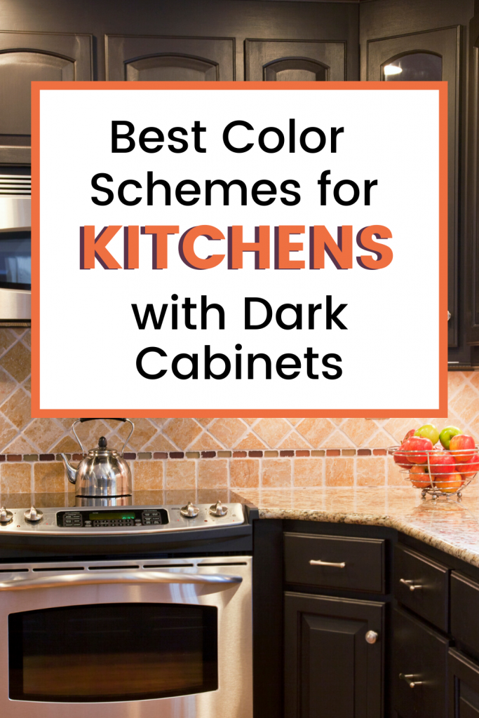 The Best Color Schemes for Kitchens with Dark Cabinets ...
