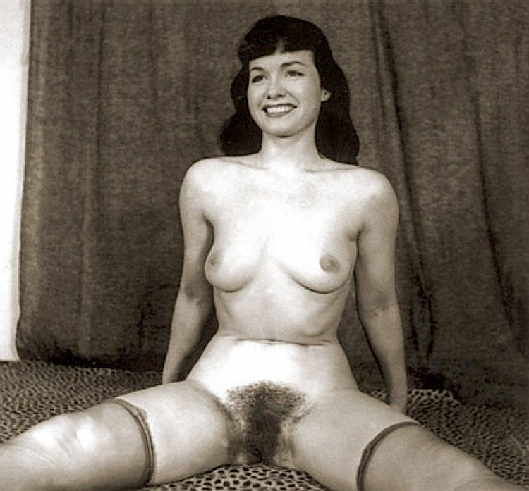 Betty nude page photo