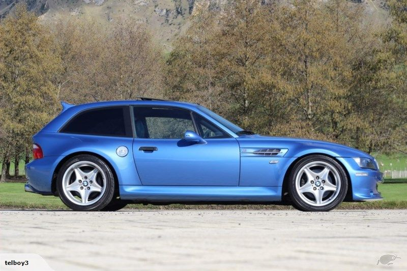Bmw Z3 M Coupe 1999