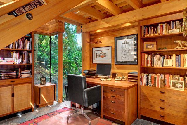 L\'aménagement du bureau à la maison   The office, Comment ...