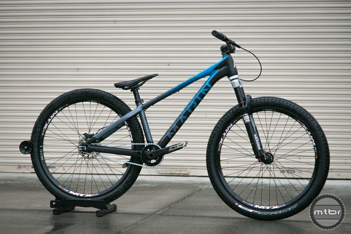 Marin Alcatraz Dirt Jumper Returns Mountain Bikes For Sale Con