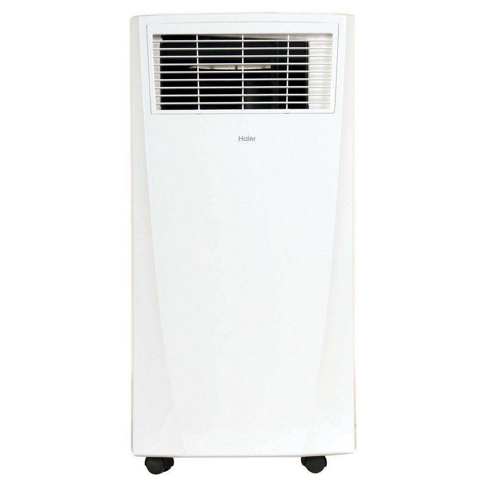 Haier 10 000 Btu Portable Air Conditioner White Hpb10xcr Portable Air Conditioner