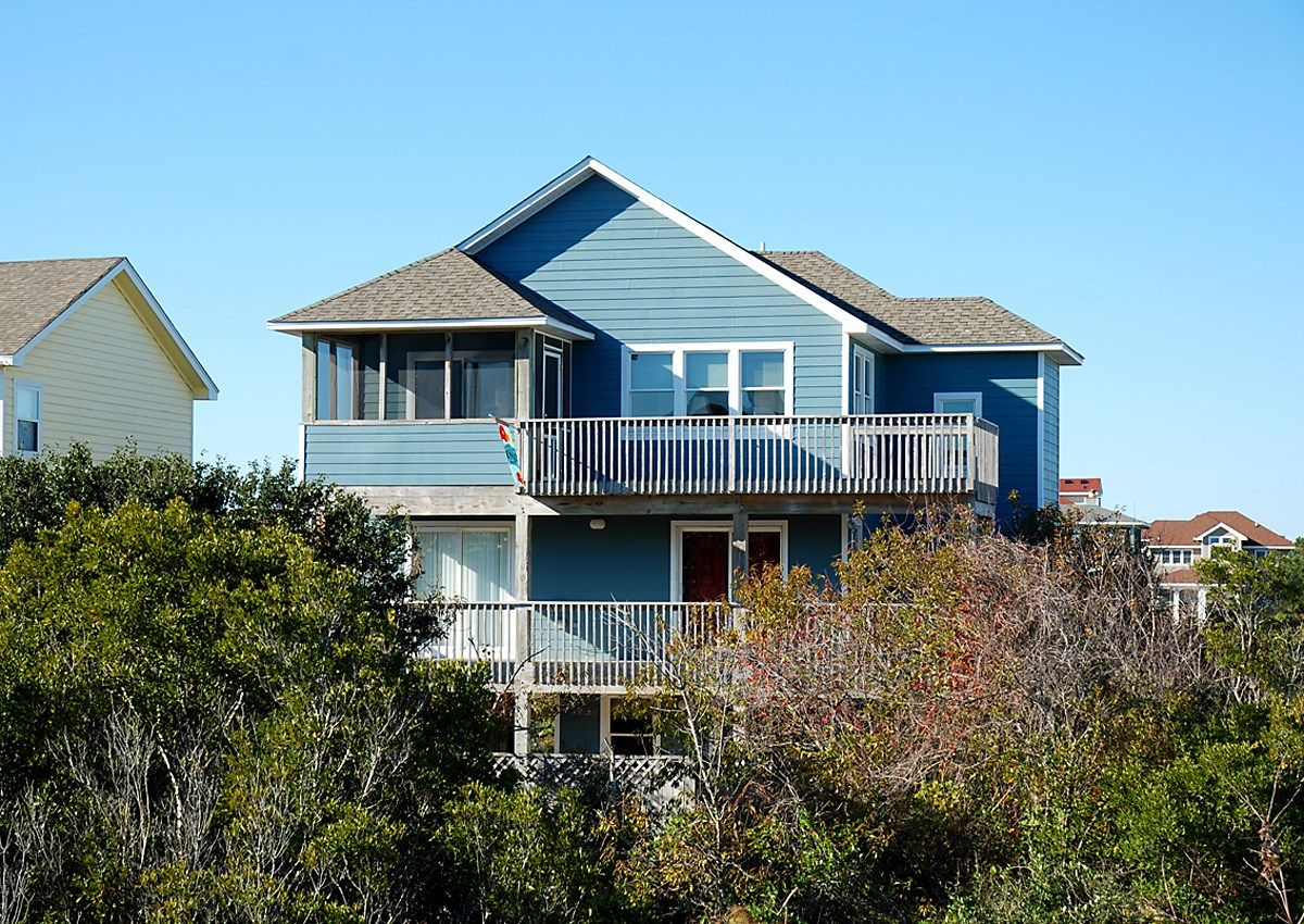 Twiddy Outer Banks Vacation Home - Soggy Dollar - Corolla - Oceanside - 5 Bedrooms