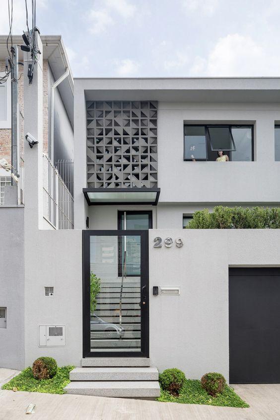 Colores para exteriores de casas peque as colores para for Disenos de exteriores para casas pequenas