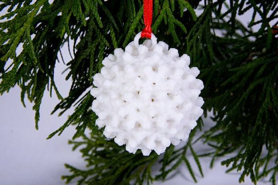 Virus Ornament Aphl S Gift Guide For Science Lovers Ornaments