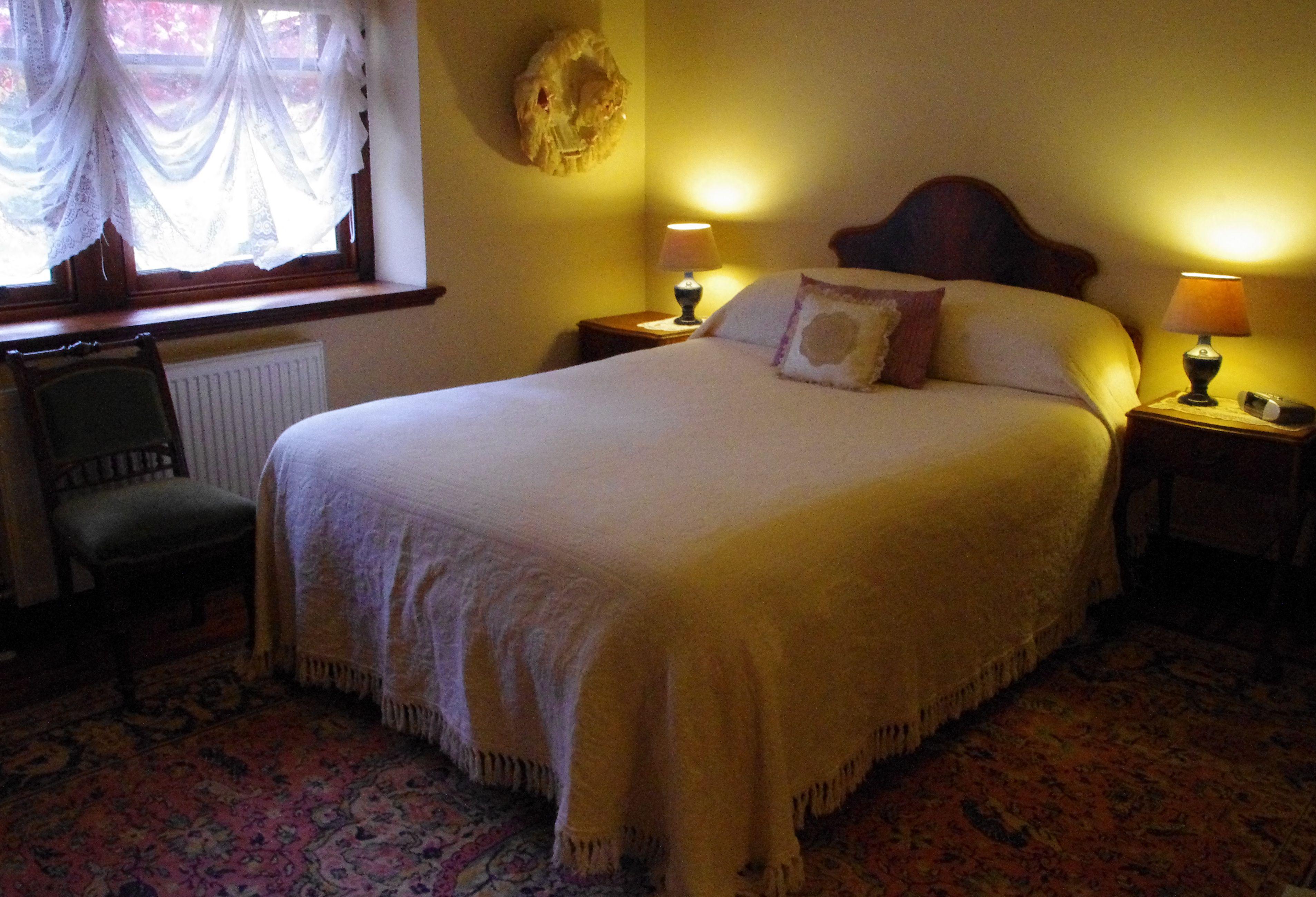 Homestead Suite bedroom