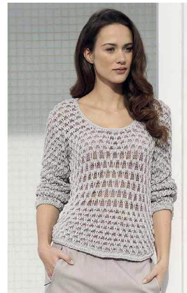 Lana Grossa FILATI CLASSICI No. 7 | Sweater knitting ...