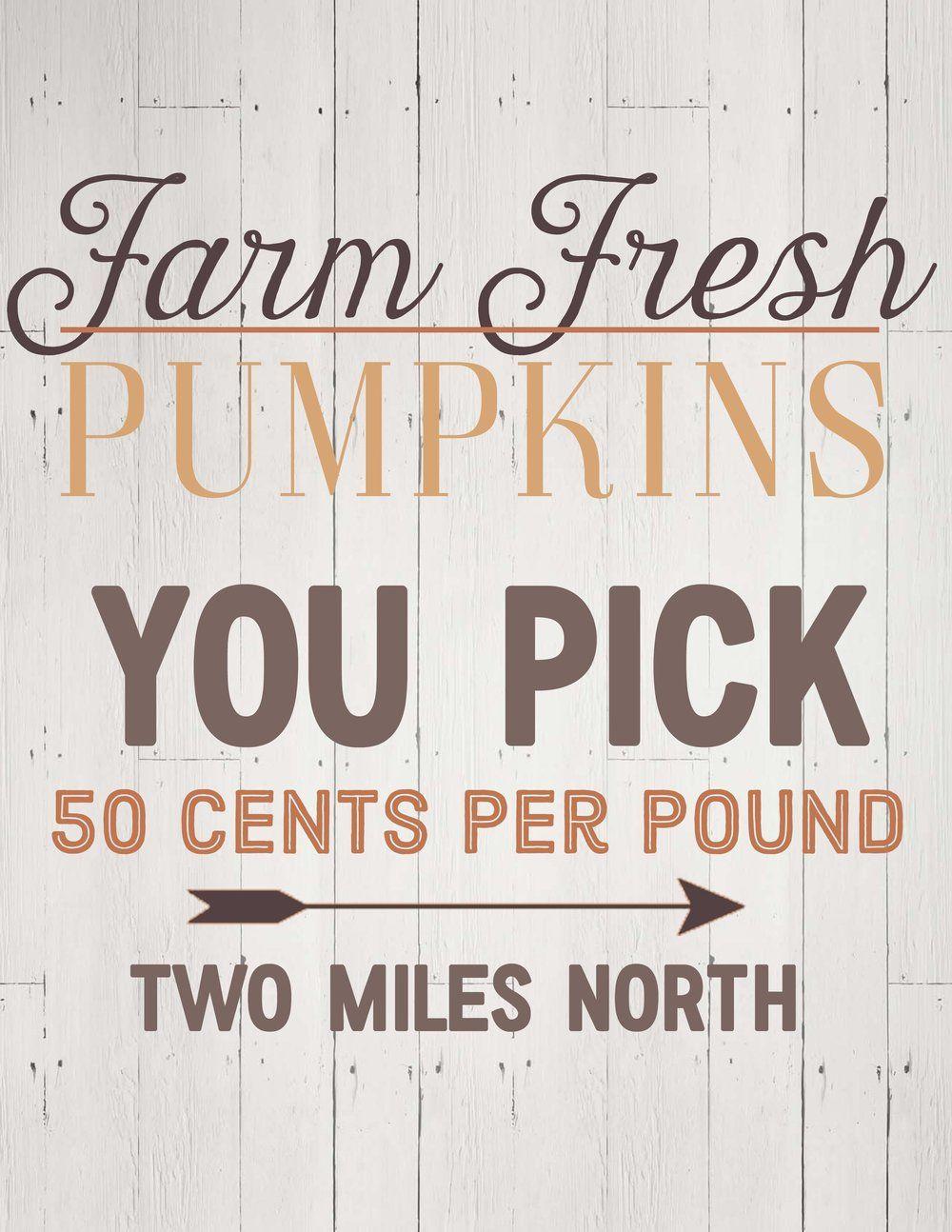 Free Fall Farmhouse Printables Farmhouse Fall Farmhouse Printables Free Fall Printables