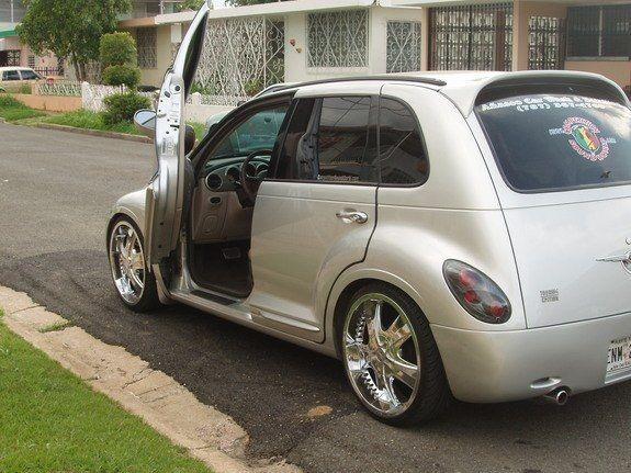 pt cruiser chrysler pt cruiser tuning suv tuning pinterest cars. Black Bedroom Furniture Sets. Home Design Ideas