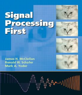 Signal processing first solution manual