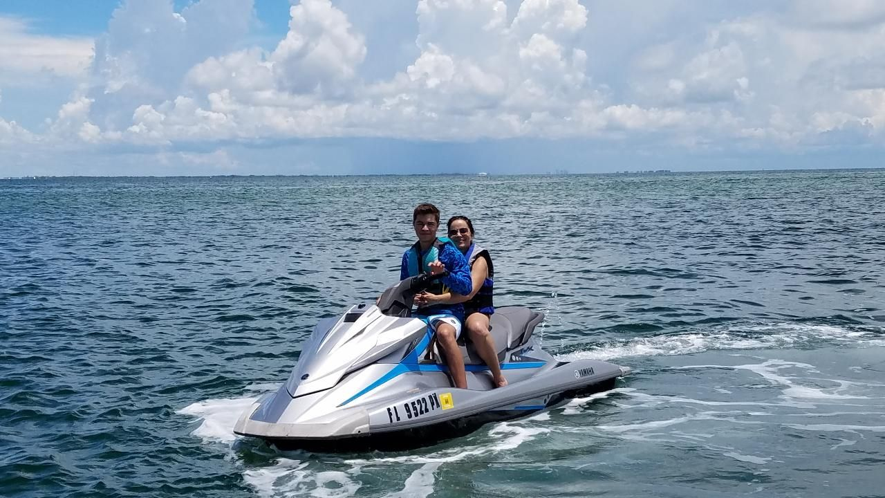 jet ski rental tampa clearwater