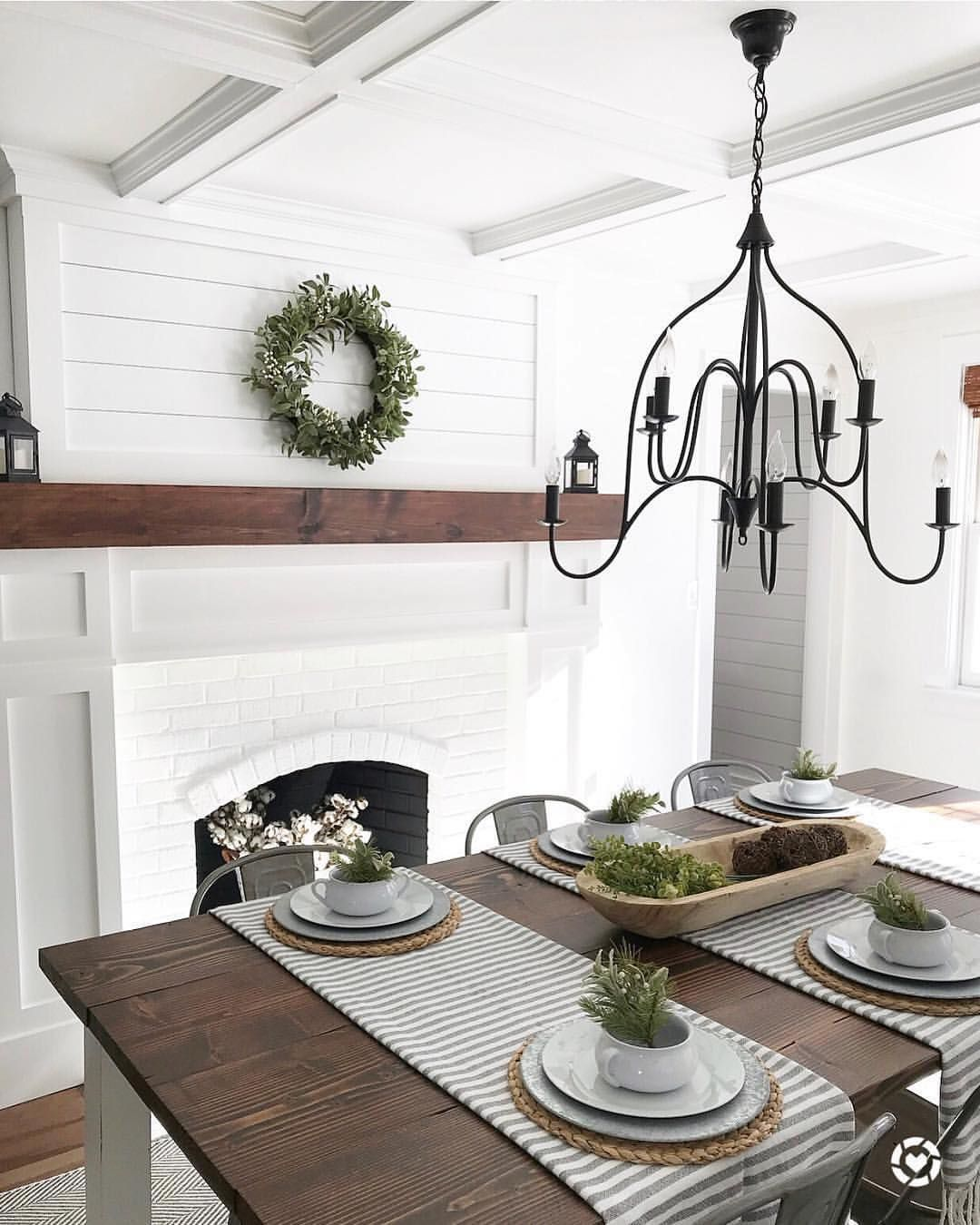 12 Rustic Dining Room Ideas: 8 Attractive 12 Seat Dining Room Table Ideas For You