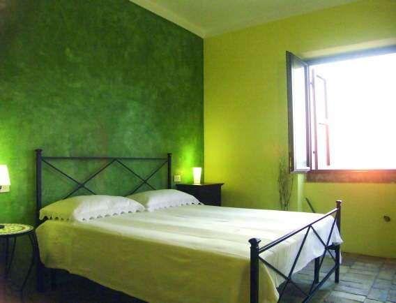 Colore Parete Camera Da Letto Verde : Come scegliere il colore delle pareti della camera da letto