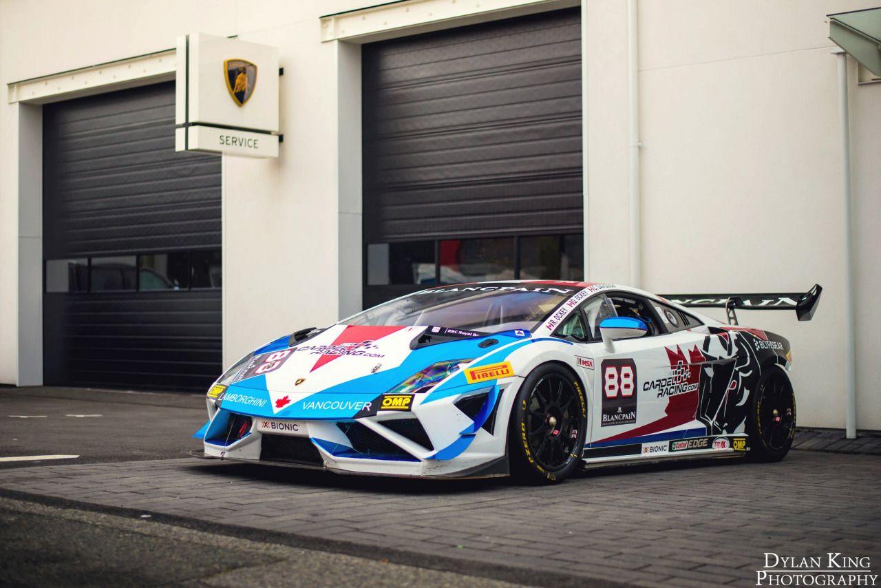 it Racing — Lamborghini Gallardo LP570-4 Blancpain Super...
