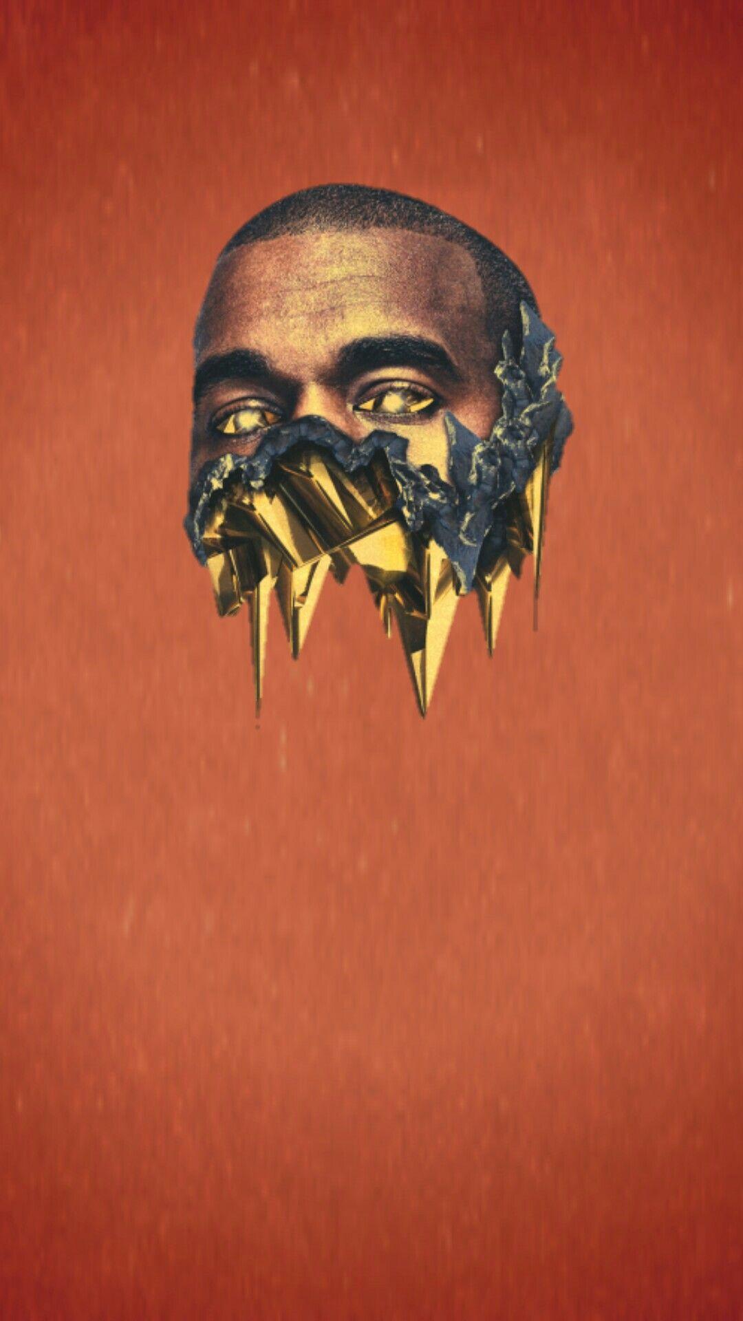 Kanye West Wallpaper Kanye West Wallpaper Yeezus Wallpaper Hip Hop Art