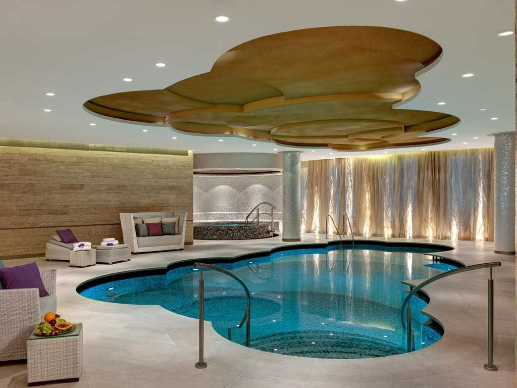 Good Relieve Stress And Tension At Waldorf Astoria Berlinu0027s Guerlain Spa.