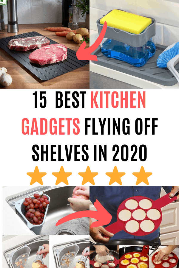 15 Best Must Have Kitchen Tools In 2020 In 2020 Cool Kitchen
