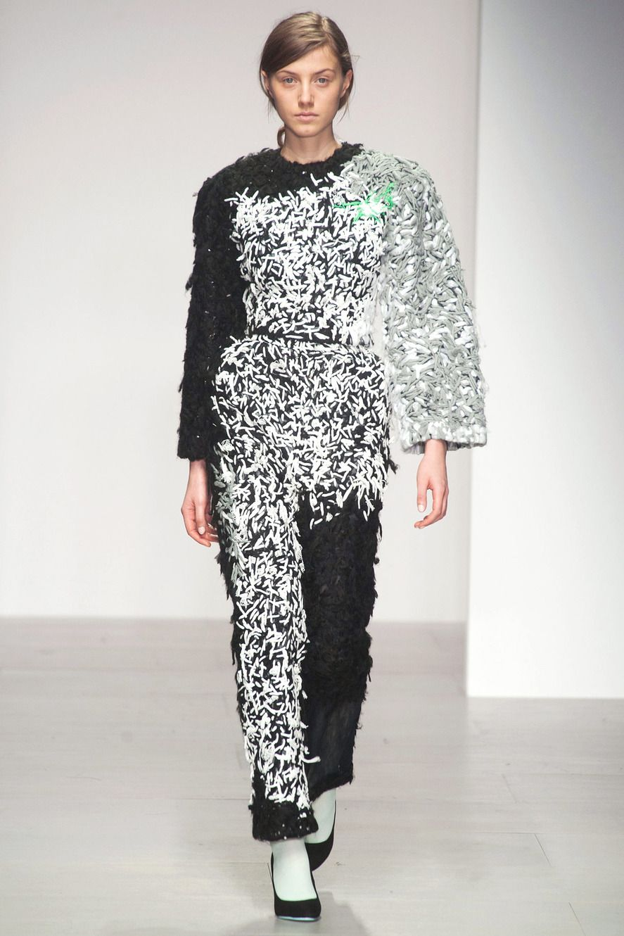 FALL 2014 RTW CENTRAL SAINT MARTINS COLLECTION