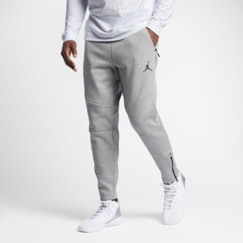 Nike Air Jordan Shield Fleece Pants 809489 063. Heather BlackHeather ...