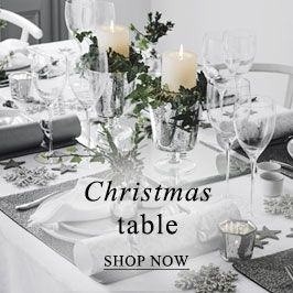 New Arrivals Clothing The White Company Christmas Table Inspiration Christmas Table Christmas Table Settings