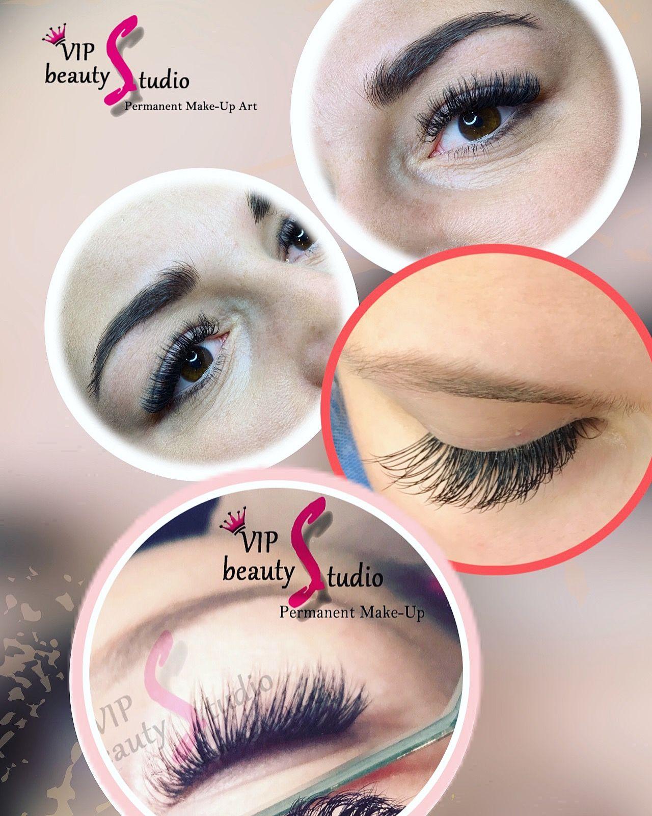 Pin Auf Eyelashes Wimpernverlangerung