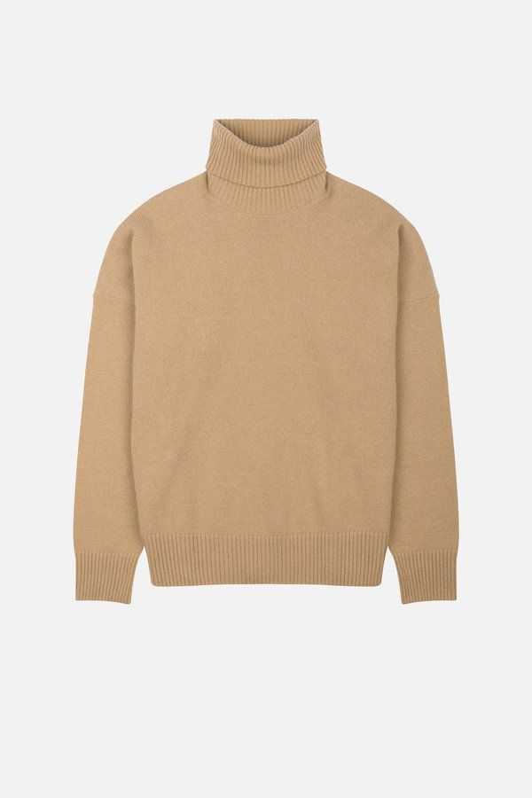 2f4fcc0134 Oversized turtleneck sweater | Mode homme | Turtle neck, Men sweater ...