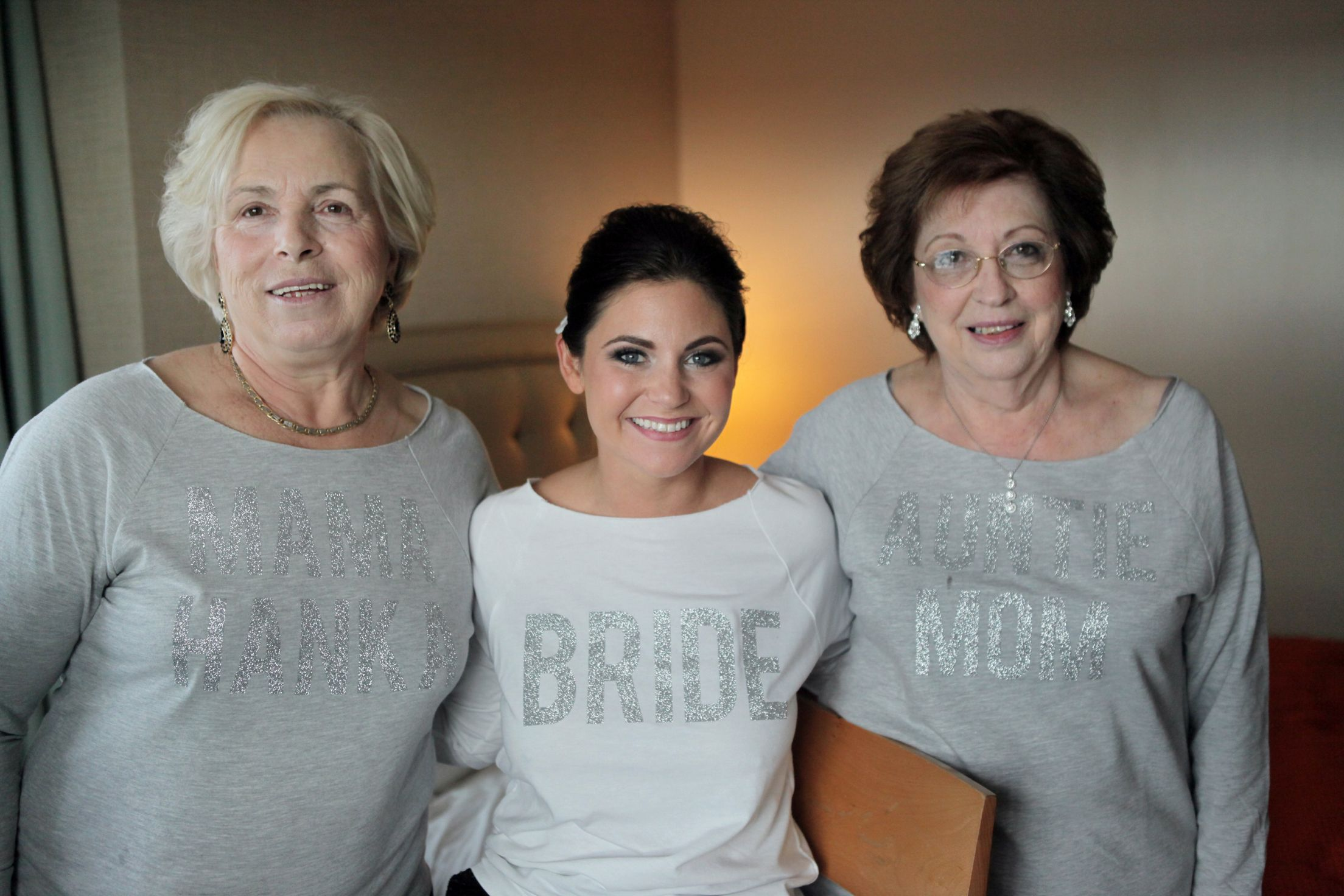 mother of the bride getting ready outfit wedding day sparkle shirt Wedding Day Shirts mother of the bride getting ready outfit wedding day sparkle shirt wedding day shirts