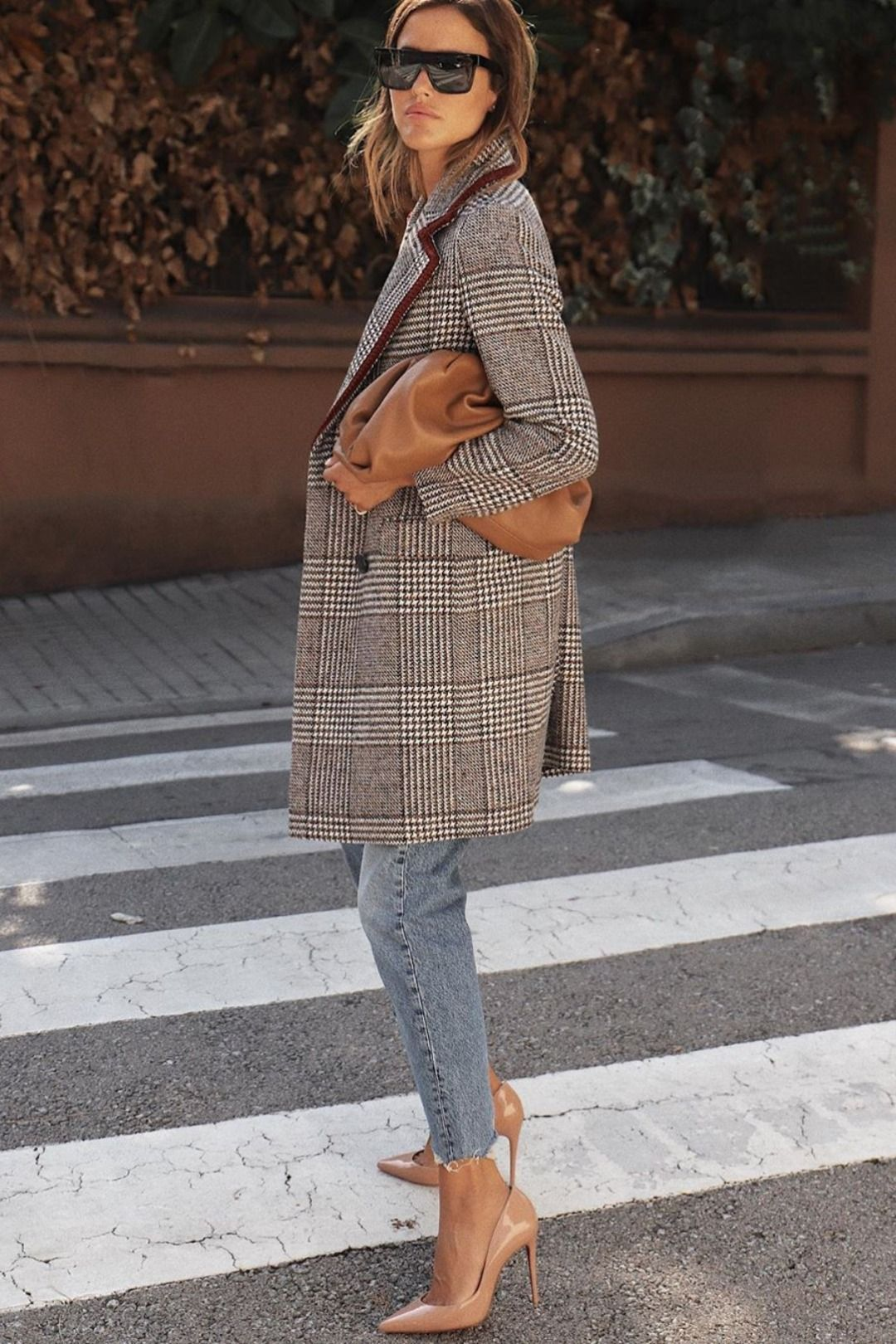 CHIC WINTER WORK OUTFITS GET YOU GOING THESE COLD MORNINGS  #modafemenina