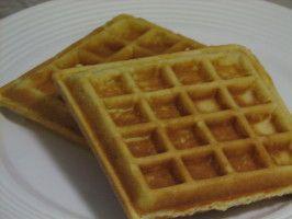 Corn Waffles