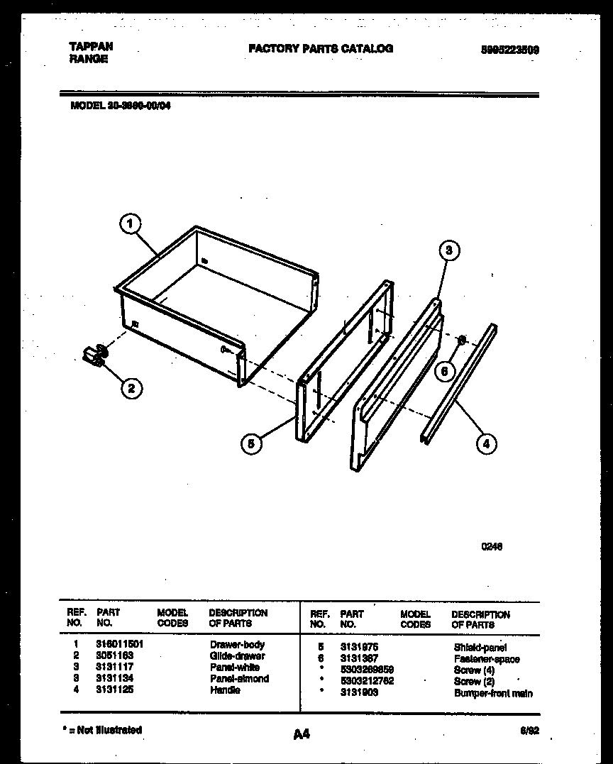 Kitchen Drawer Hardware Replacement Parts