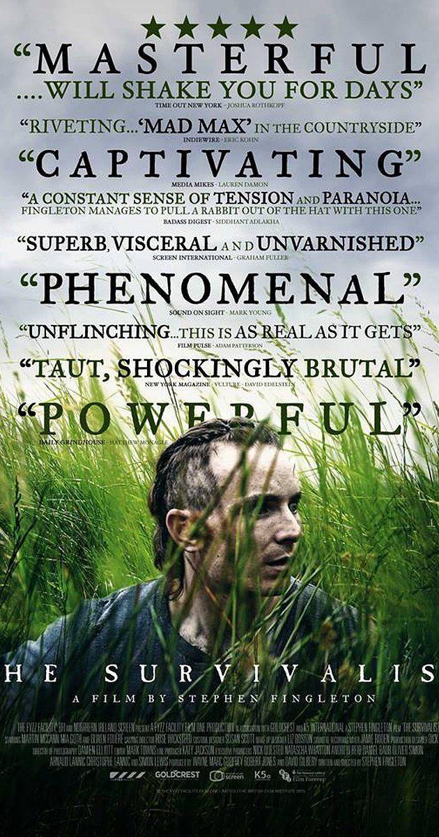 The Survivalist (2015) Subtitrat in Romana   Filme Online
