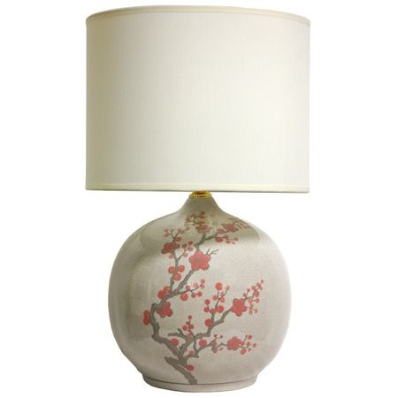 I pinned this Cherry Blossom Table Lamp from the Classic Lighting Under $150 event at Joss and Main!