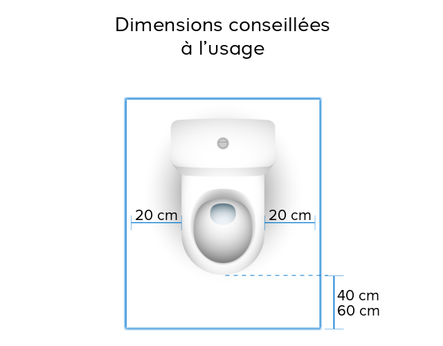 Wc Enfant Dimension Recherche Google Avec Images Toilettes Castorama Dimensions