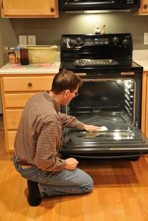 Self Cleaning Oven Instructions Self Cleaning Ovens Oven