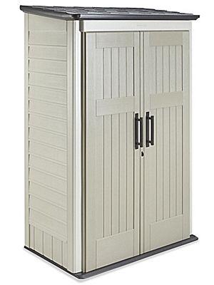 Rubbermaid Jumbo Storage Shed 52 X 30 X 82 H 1229 Uline