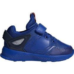 Photo of Adidas kids Rapidarun Spider-Man shoe, size 22 in Croyal / scarle / conavy, size 22 in Croyal / scarl