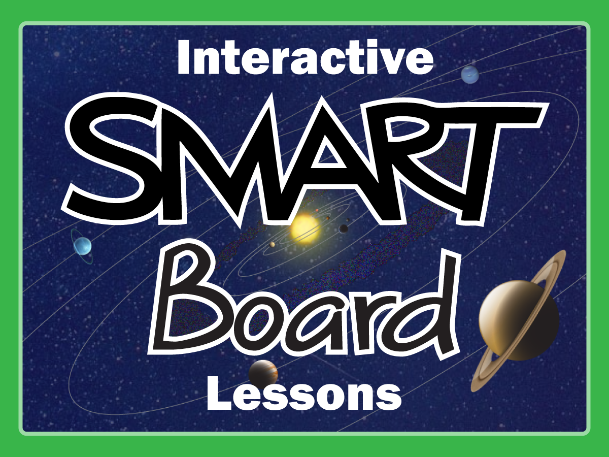 SMART Board lessons on Super Teacher Worksheets! Topics include ...