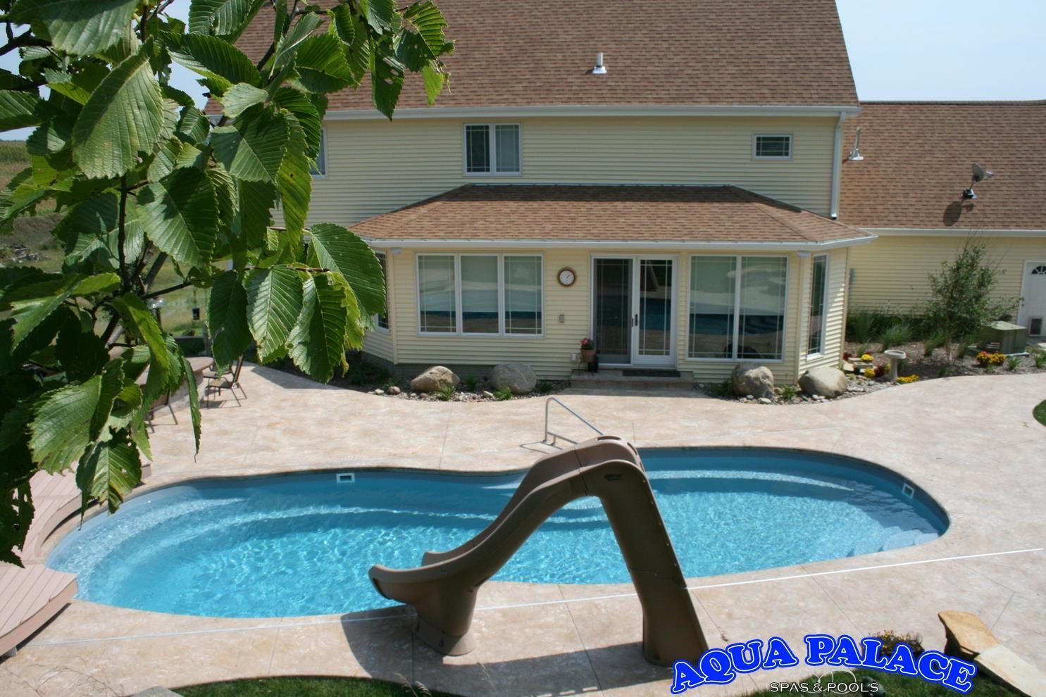 fiberglass pool aqua palace 810 woodbury ave council bluffs iowa