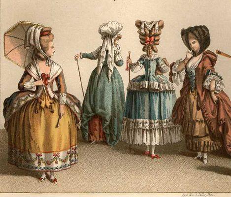 18th century peasant clothing